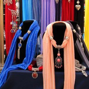 IlluminEssence Necklace Scarves