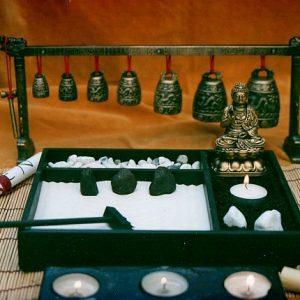 Miniature Zen Gardens